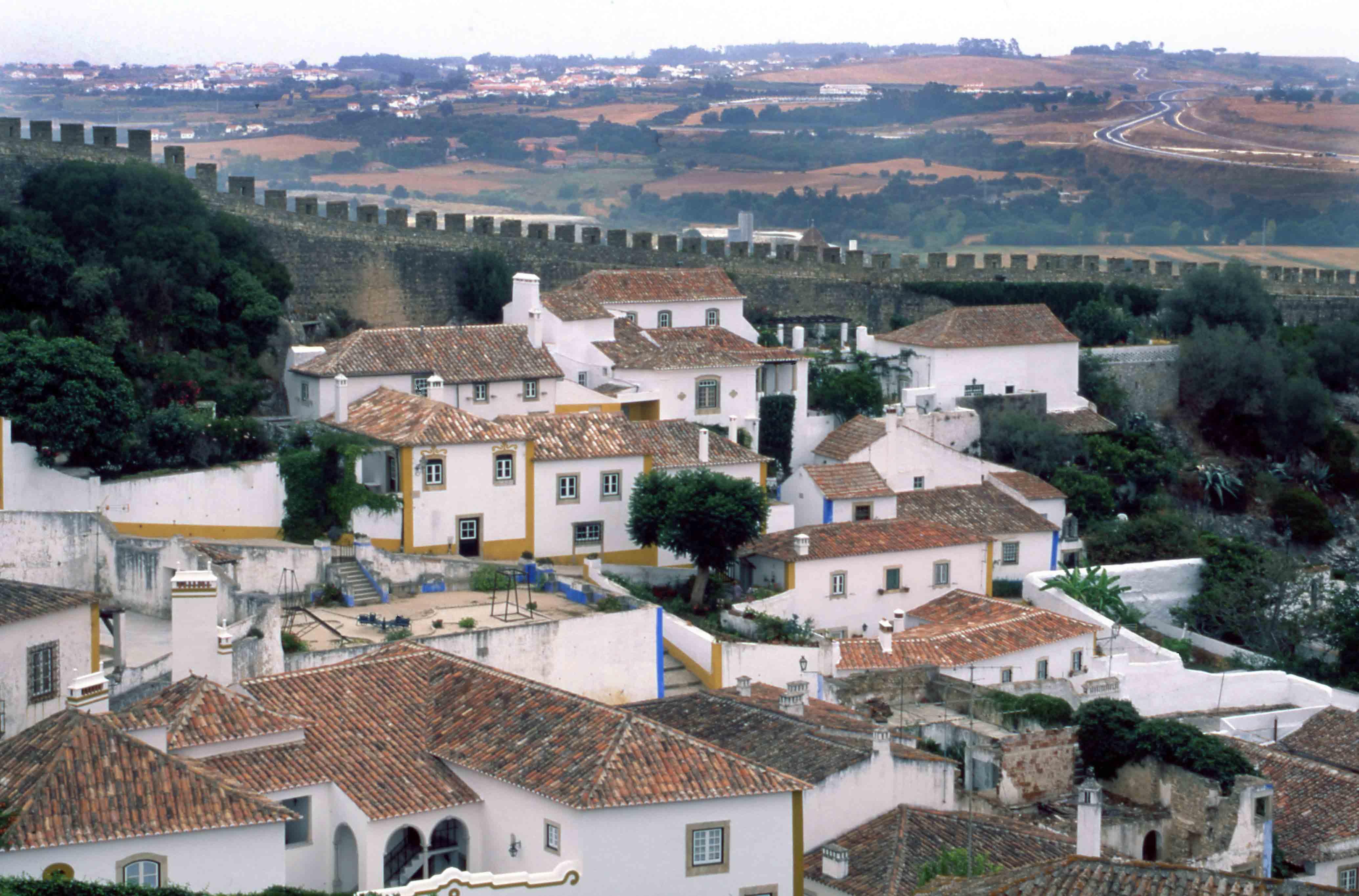 obidos salt of portugal