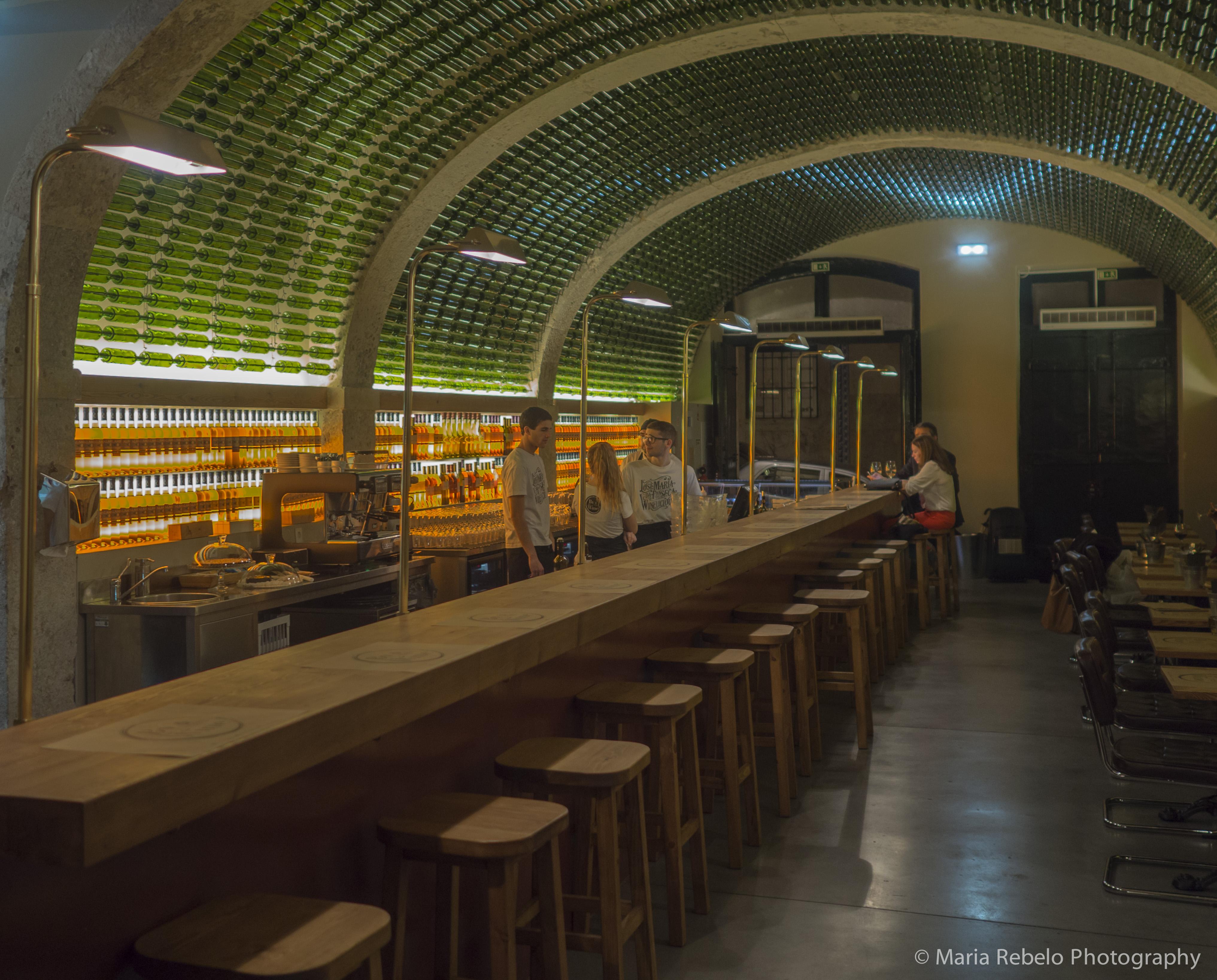 The coolest bar in Lisbon | Salt of Portugal