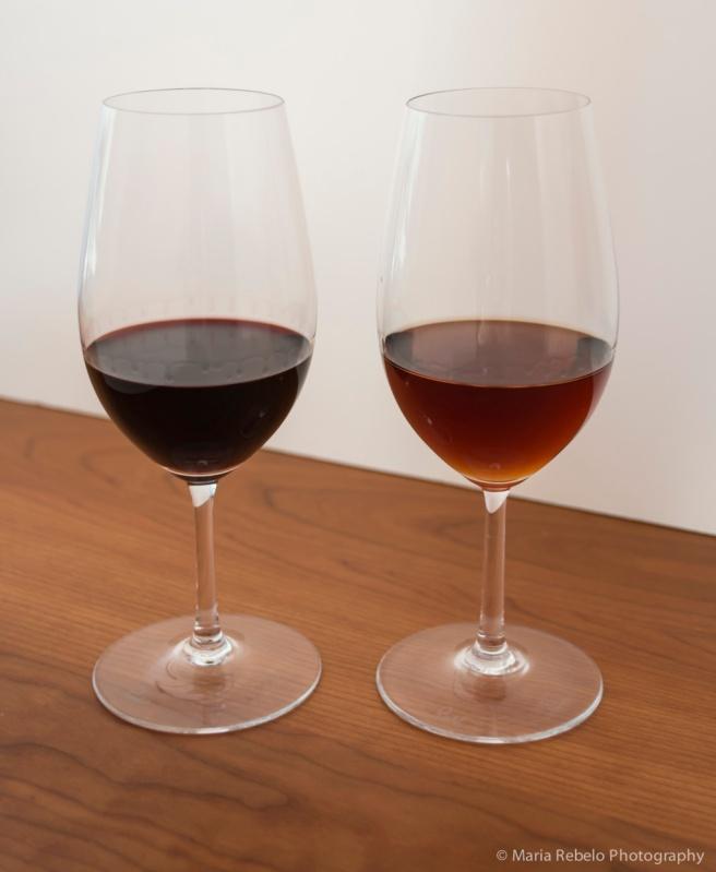 2 Port wines