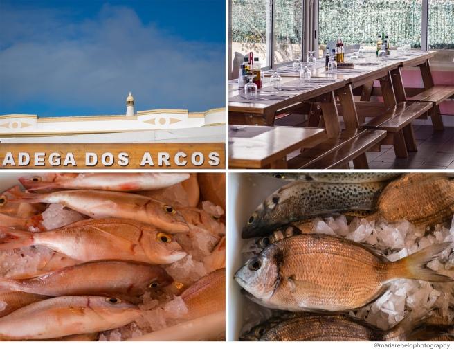 Composite Restaurant Os Arcos Algarve