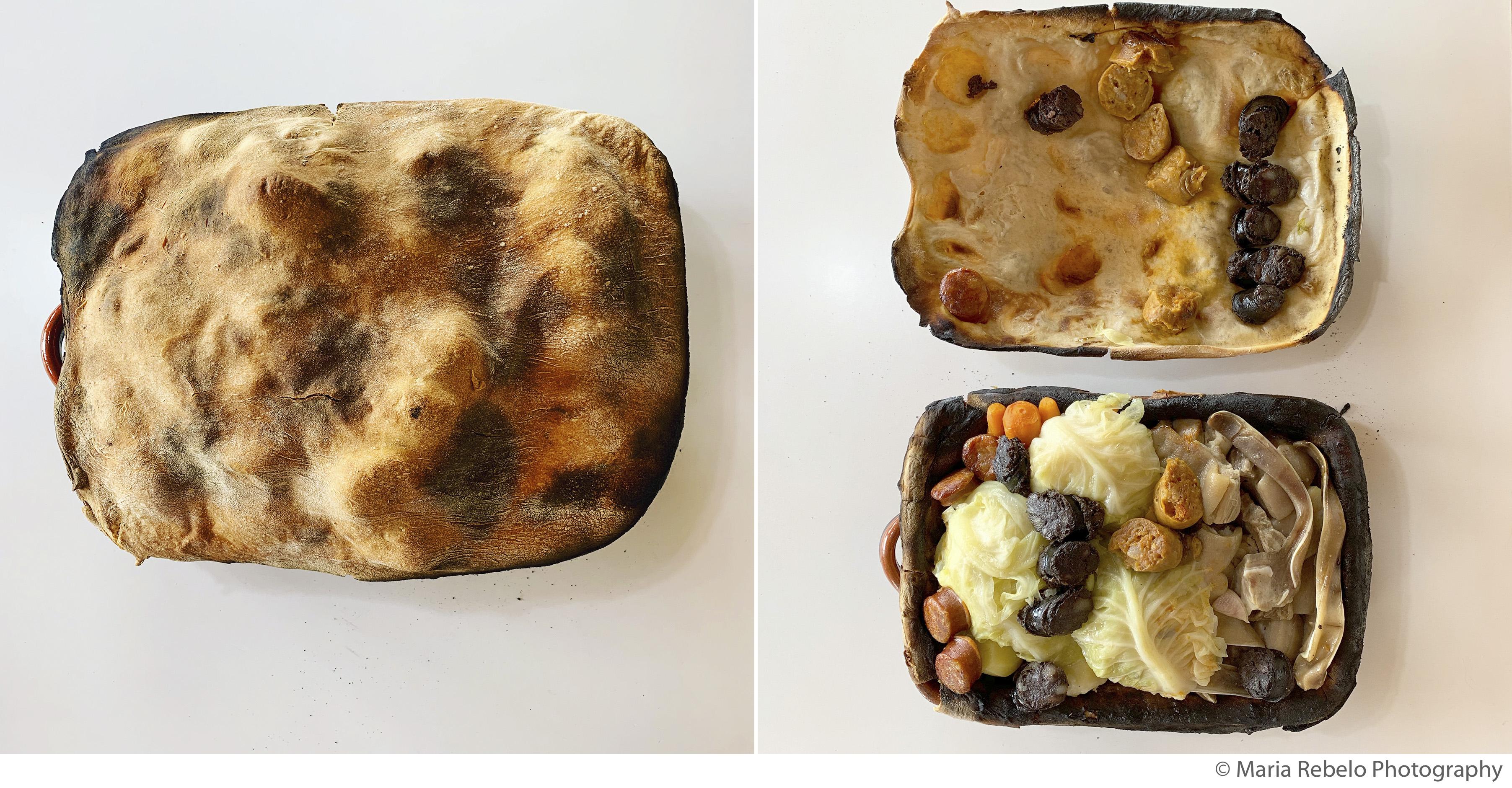 Cozido no Pão